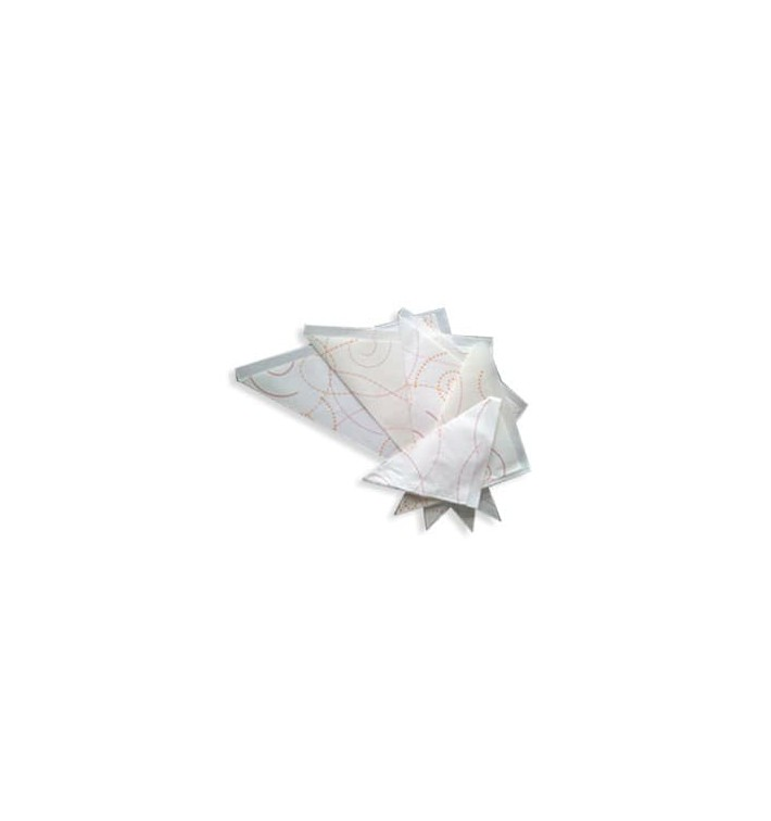 Saco Papel Triangular 340mm 400g (200 Uds)