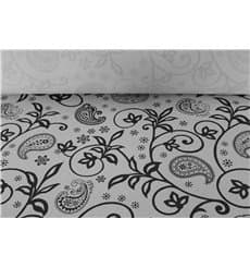 "Toalha Papel Rolo ""Cachemire"" Branco 1,2x100m 37g (1 Ud)"