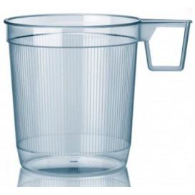 Chavena Plastico Infusões 250ml Transparente (40 Uds)
