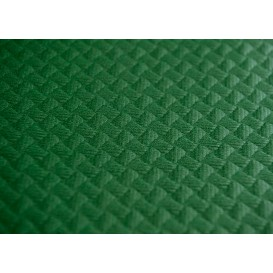 Toalha Papel Cortado Mesa Verde 1x1 Metro 40g (400 Uds)