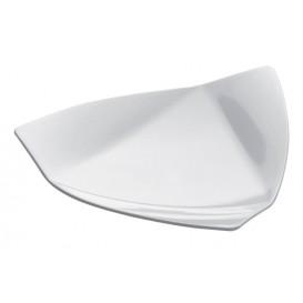 Prato Degustação Vela Branco 8,5x8,5 cm (50 Unidades)
