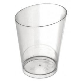 Copo Degustação Conico Transparente 100 ml (500 Uds)