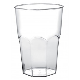 Copo Plastico para Coctel Transp. PP Ø84mm 350ml (420 Uds)