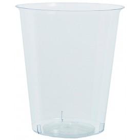 Copo de Plastico Transparente PP 500 ml (25 Unidades)