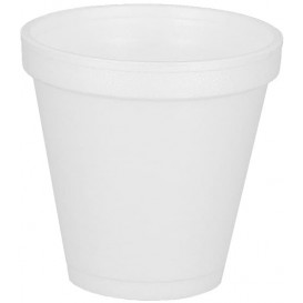 Copo Termico Foam EPS 8Oz/240ml Ø8,1cm (1000 Unidades)