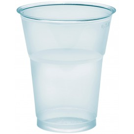 """Copo Plastico """"Diamant"""" PS cristal 300ml Ø8cm (900 Uds)"""