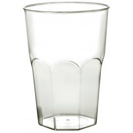 Copo Plastico para Coctel Transp. PS Ø84mm 350ml (20 Uds)