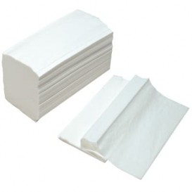 Toalha de Papel Tissue 2 Camadas (3000 Unidades)