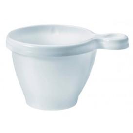 Chavena Plastico PS Blanco 170 ml (50 Unidades)