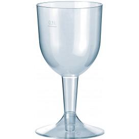 Copo Agua/Vinho 2 Peças PS 140 ml (500 Uds)