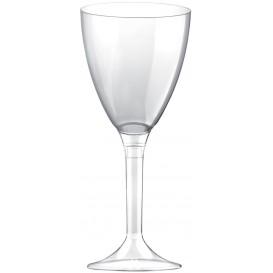 Copo PS Flute Vinho Transparente 180ml 2P (20 Uds)