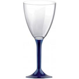 Copo PS Flute Vinho Azul 180ml (20 Uds)