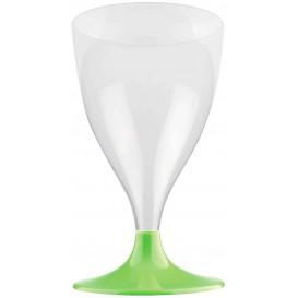 Copo PS Flute Vinho Verde Limão 300ml (20 Uds)