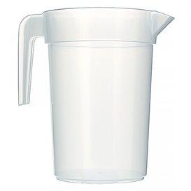 Jarro de Plástico PP 1.000 ml (10 Unidades)
