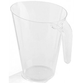 Jarro de Plástico Transparente 1500 ml (1 Uds)