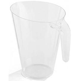 Jarro de Plástico Transparente 1500 ml (20 Uds)