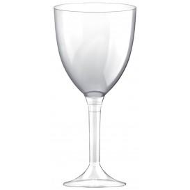 Copo PS Flute Vinho Transparente 300ml 2P (200 Uds)