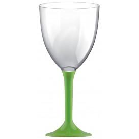 Copo PS Flute Vinho Verde Limão 300ml 2P (20 Uds)