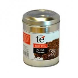 Chá Vermelho  Pu-Erh Yunnan a Granel (100 Gramas)