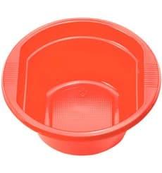 Tigela de Plastico PS Vermelho 250ml Ø12cm (30 Unidades)
