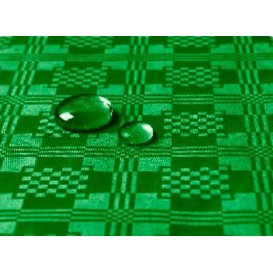 Mantel Impermeable en Rollo Verde Oscuro 5x1,2m (1 Unidad)