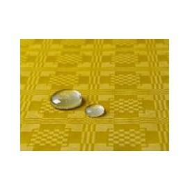 Toalha Papel Plastificado Rolo Amarelo 5x1,2m (1 Ud)