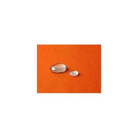 Toalha Papel Plastificado Rolo Laranja 5x1,2m (1 Ud)