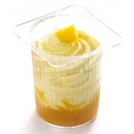 """P'ti suisse"" Degustação Transparente PS 60ml (20 Uds)"