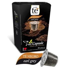 Cápsulas Nespresso* Compatível Chá Preto Earl Grey(10 Uds)