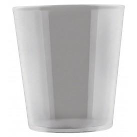 Copo Plastico Frost Transparente SAN Ø92mm 400ml (6 Uds)