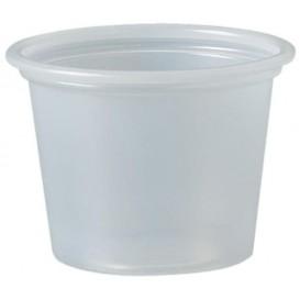 Copo Plastico PS para Molhos 30ml Ø48mm (250 Uds)