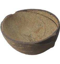 Tigela de folha de palmeira Coco 150ml (100 Unidades)