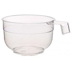 Chavena de Plastico PS Transparente 120 ml (50 Unidades)