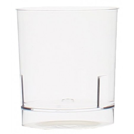 Copo Shot Plastico Cristal PS 33 ml (16 unidades)