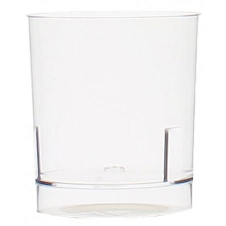 Copo Shot Plastico Cristal PS 33 ml (16 unidades)
