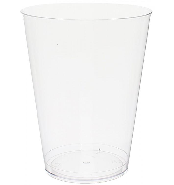 Copo Plastico Cristal Transparente PS 500ml (500 Uds)