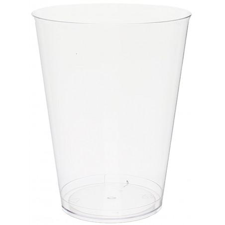 Copo Plastico Cristal Transparente PS 500ml (25 Uds)