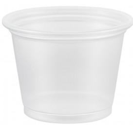 Copo Plastico PP para Molhos 30ml Ø48mm (125 Uds)