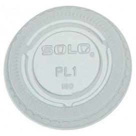 Tampa Trasparente para copo 30ml (100 Uds)