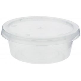 Copo Plastico Molhos Tampa PP 85ml (1.000 Unidades)