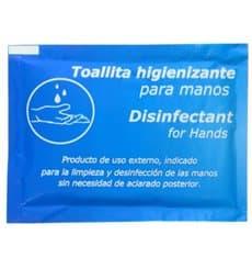 Toalhinhas Desinfetantes e Saneantes (500 Unidades)