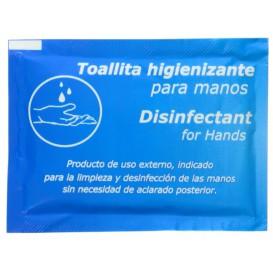 Toalhinhas Desinfetantes e Saneantes (100 Unidades)