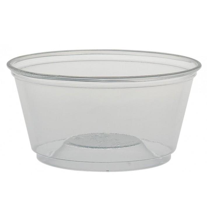 Taça PET Cristal Solo® 5Oz/150ml Ø9,2cm (50 Uds)
