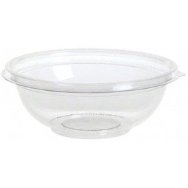 Tigela de Plastico PET 500ml Ø140mm (50 Uds)