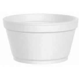 Taça Isopor Branca 12 OZ/355ml Ø11,7 cm (25 Unidades)