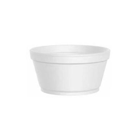 Taça Isopor Branca 3,5 Oz/100ml Ø7,4cm (50 Unidades)