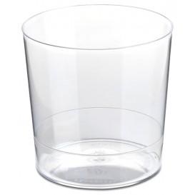 Copo Plastico PS Cristal Duro 330ml (30 Uds)