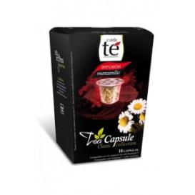 Cápsulas Nespresso* Compatível Infusôes Camomila(10 Uds)