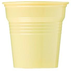 Copo de Plastico PS Creme 80 ml Ø5,7cm (1500 Uds)