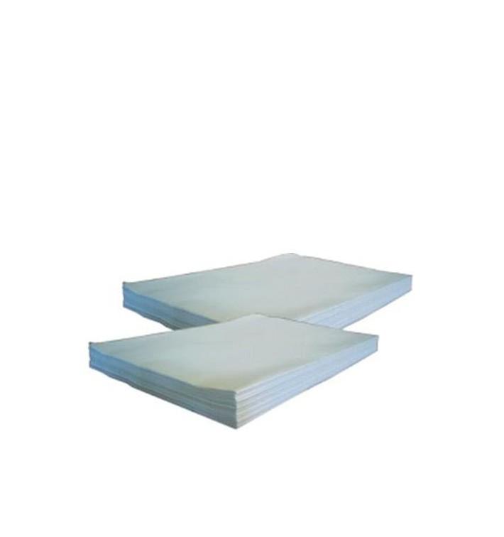 Papel Kraft Branco para Pastelaria 60x86 cm 19g (400 Uds)